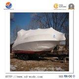 Blanc PE Enroulement rétrécissable Films pour la protection des bateaux, navires
