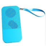 手ロープが付いている携帯用小型Bluetoothのスピーカー力バンク