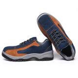 Estilo deportivo proteger el pie Calzado de seguridad para los hombres