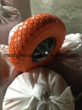 3.50-8 포르투갈을%s 외바퀴 손수레 고무 바퀴
