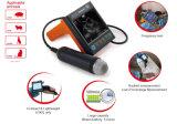 L'échographie portable Scanner, Mindray, vétérinaire de la machine d'échographie Doppler couleur d'échographie, sonde de transducteur ultrasonique, vétérinaire l'échographie diagnostique