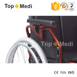 Disabled를 위한 상한 Aluminum Foldable Multi Function Manual Wheel Chair