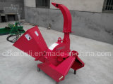 각자 Feed 100mm Chipper Tractor Wood Chipper