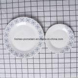La Chine la vaisselle en porcelaine de haute qualité en usine défini pour l'hôtel