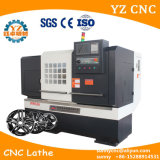 Wrc26プロセス26inch車輪の縁CNCの旋盤機械中心