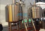equipo de cobre de Microbrewery de la cerveza inglesa 600L, mini cerveza que hace el kit (ACE-THG-R1)
