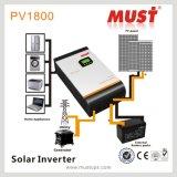 고주파 Pure Sine Wave PV1800 Hybrid 5kVA 4000W Inverter Solar