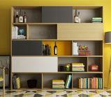 Governo dello scaffale per libri della mobilia del comitato di disegno moderno per memoria