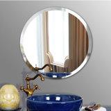 """[بفلد] يشطب 1 """" حاسة إطار غرفة حمّام [سلفر/] يليّن مرآة زجاجيّة /Decorative جدار مرآة, مستديرة, مرآة بيضويّة"""