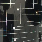 Alto PVC Film di Gloss per Kitchen Cabinet