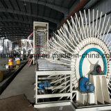 Chaîne de production complètement automatique de panneau de particules chaîne de production du matériel OSB panneau de particules faisant la machine