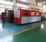 (CE) Machine à découper au laser en métal laiton / aluminium / acier au carbone (GS-LFDS3015)