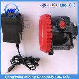 Uso ricaricabile del minatore delle lampade di protezione della batteria di litio LED con il caricatore