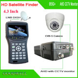 "4.3 "" Satellite compteur du Finder"