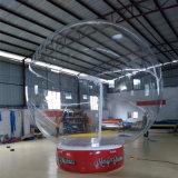 Le plus récent de boule de cristal gonflable en PVC pour la décoration de Noël