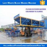 Automatische hohle Block-maschinelle Herstellung-Zeile der Straßenbetoniermaschine-2016 Qt6-15