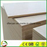 半ハードボードの有機質繊維板のタイプE1の標準MDF