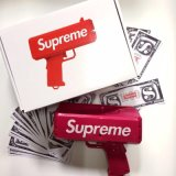 Dollar/euro canon de canon d'argent comptant de jouet de célébration de canon de papier-monnaie