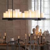 Iluminação de suspensão da lâmpada do pendente do projeto retro do estilo para a barra ou a sala de jantar