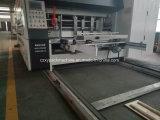 La impresión flexo de cartón automática Máquina de troquelado de cartón para hacer