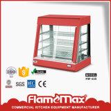 Les aliments commerciaux plus chaudes d'affichage/ Showcase (HW-350C)