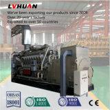 Gerador de turbina a gás 500kw - 800kw conjunto gerador de gás natural