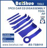 hartes Plastikselbst7PCS autoradio-Panel-Innenhilfsmittel-Set