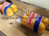 Tipo automático empaquetadora de la almohadilla con la mejor calidad