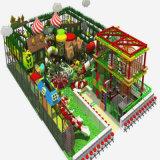 O projeto mais recente Comercial parque infantil interior macio para crianças