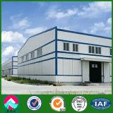 China Expplier da oficina da construção de aço