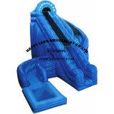 夏の水泳のプールより安い価格の巨大で膨脹可能な水スライド