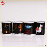 Оптовая торговля Custom Термочувствительных смены цветов Magic поездки кружки кофе