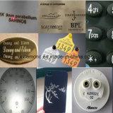 marcadora láser de fibra de Acero Inoxidable Aluminio Metal