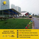 barracas brancas da tampa de PVC de 30m para o evento ao ar livre da exposição
