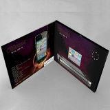 Écran TFT ultraplat Carte de voeux de la carte vidéo numérique