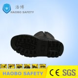 Промышленные зимние защитные ботинки из натуральной кожи с полиуретановая подошва