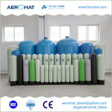 Sistema de amaciante de água industrial e similar