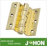 """Cerniera di portello di piegamento del ferro o dell'acciaio (2.5 accessori del hardware """" X2.5 """")"""