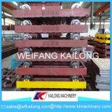Coche de la paleta de la máquina de bastidor del proceso del vacío de la alta calidad que moldea