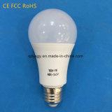 9W LED Birnen-Licht mit Aluminium u. Eco Plastik
