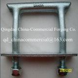 CNCの機械化の部品とのカスタマイズされた合金鋼鉄鍛造材
