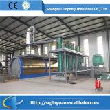 De Raffinaderij van de Olie van de Motor van het afval aan Diesel Installatie