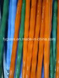 Personnalisés Borosilicte multi tube en verre de couleur