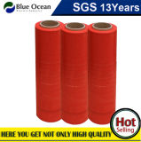 Red film étirable Stretch Wrapping Film Film film PE palette