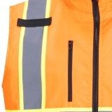 Chaleco reflectante de seguridad con EN471