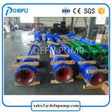 Beste Qualitätsbereich-Bewässerung-vertikale Turbine-Wasser-Pumpe mit großem Fluss