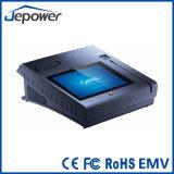 Bluetoothの磁気読取装置およびプリンターが付いているタッチ画面キャッシャー機械