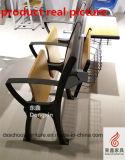 Colegio de aleación de aluminio de escritorio y silla para la escuela