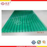 8mm lichtdurchlässige Polycarbonat-Panels/Polycarbonat-glasierende Panels