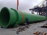 Grosse Größen passten Stahlrohr für Rohrleitung an